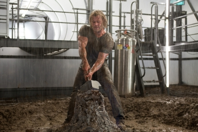 Thor: unable to lift the hammer
